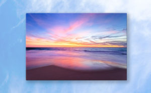 Aussie Sunset, Claytons Beach Canvas Print design by Dave Catley featuring a typical Aussie Sunset, Claytons Beach, Mindarie available from our MADCAT.RedBubble.com store.