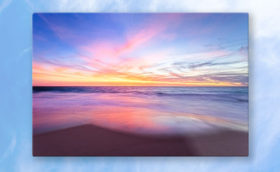 Aussie Sunset, Claytons Beach Metal Prints design by Dave Catley featuring a typical Aussie Sunset, Claytons Beach, Mindarie available from our MADCAT.RedBubble.com store.
