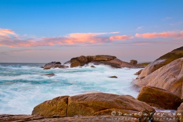 Big Rocks, Slopey Rock, Margaret River, Western Australia - Photographic Art