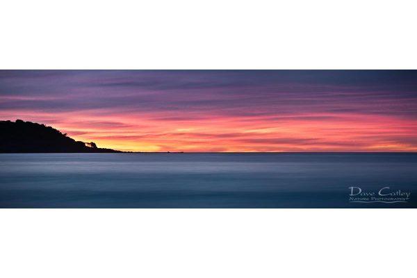 Sunset Peninsula - Bunker Bay, Naturaliste, Margaret River Region, Western Australia, Seascape Print (BBP1.1-V1-PH1)