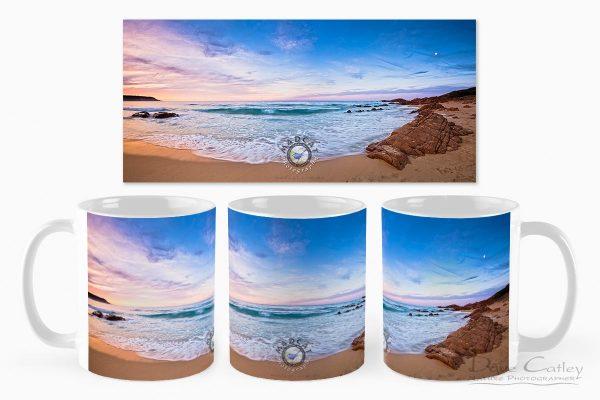 Moonscape - Bunker Bay, Naturaliste, Margaret River, Western Australia, Seascape Mug (BBP1.2-V2-MG1)
