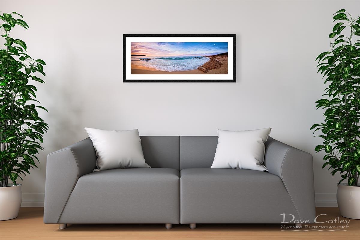 Moonscape - Bunker Bay, Naturaliste, Margaret River, Western Australia, Seascape Print (BBP1.2-V2-PH1)