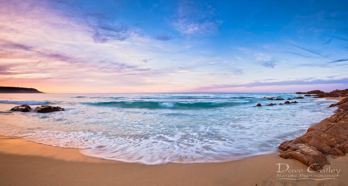 Moonscape - Bunker Bay, Naturaliste, Margaret River, Western Australia, Seascape Stubby Holder (BBP1.2-V2-SH1)