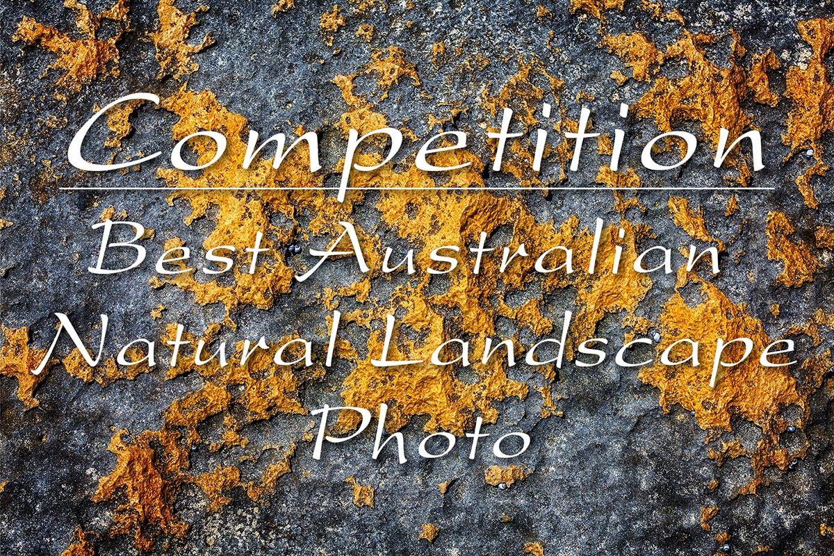 Competition – Best Australian Natural Landscape Photo