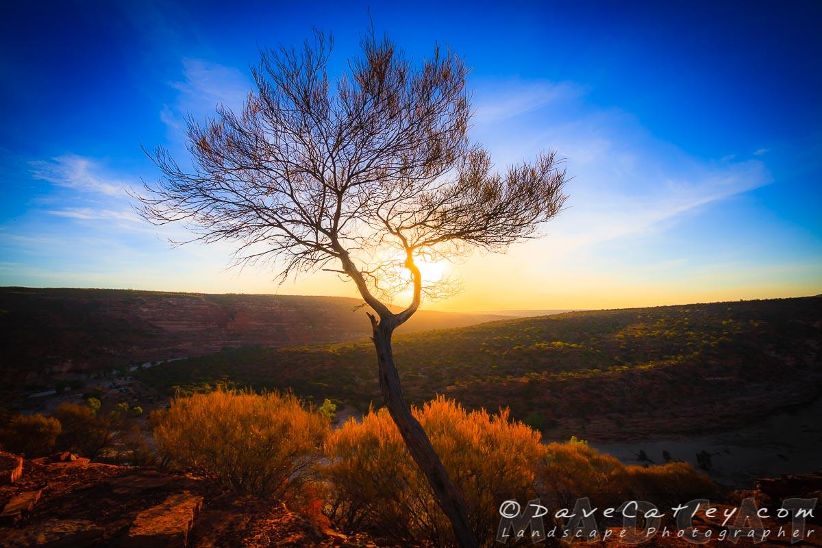 Lightroom - Dead River Rree, Murchison River, Kalbarri, Western Australia