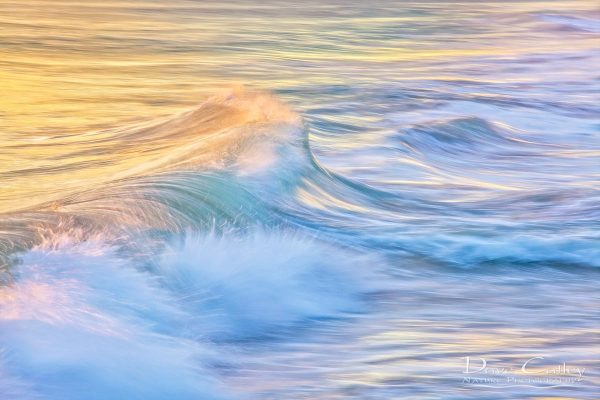 Waves in Motion 1 - Indian Ocean, Quinns Rocks, Perth, Western Australia, Seascape Print (WIM1.1-V1-TH1)