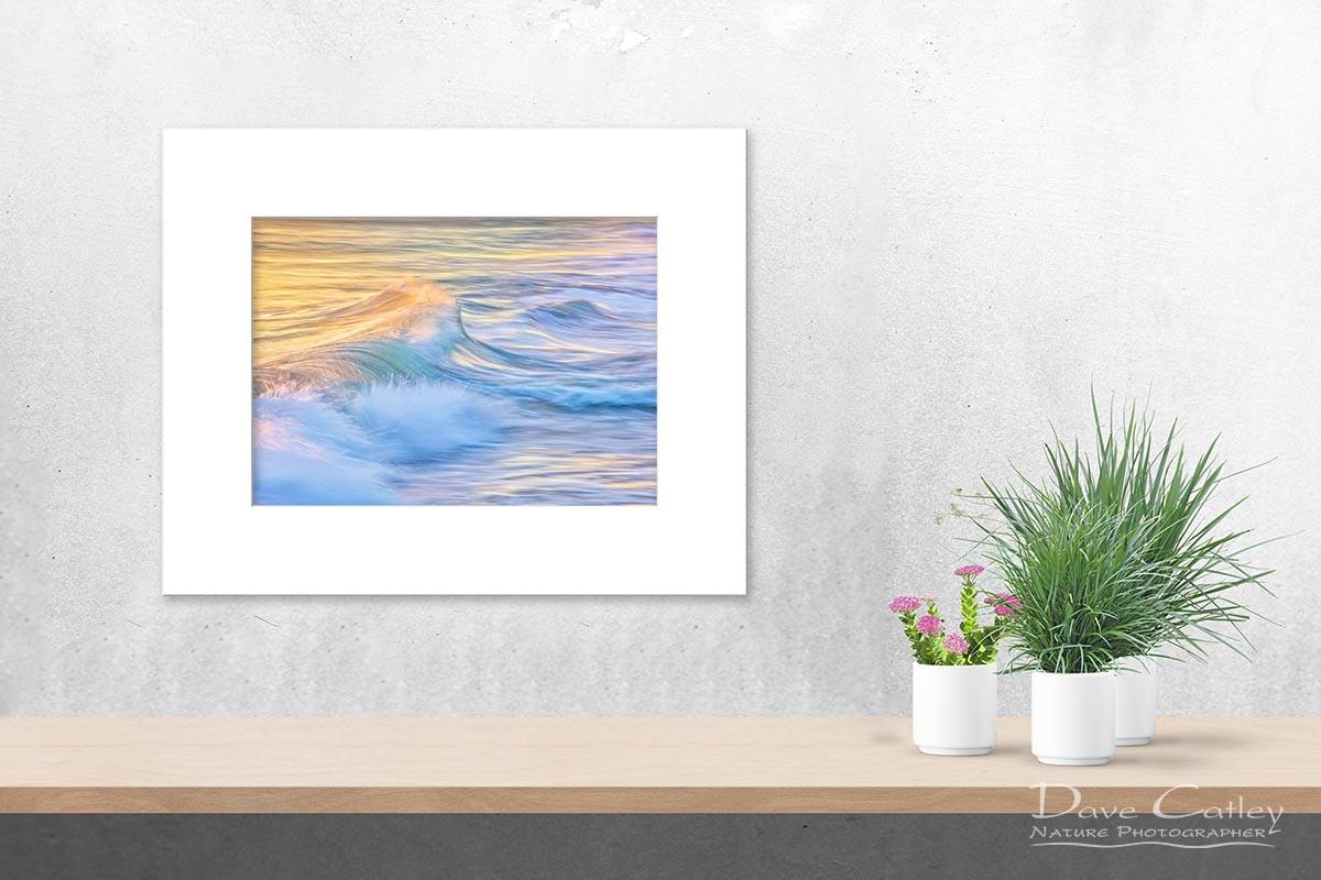 Waves in Motion 1 - Indian Ocean, Quinns Rocks, Perth, Western Australia, Seascape Print (WIM1.1-V1-TH1)