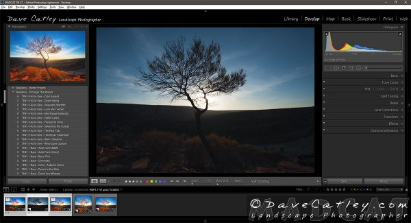 Lightroom Image 2, Murchison River, Kalbarri - Original Image
