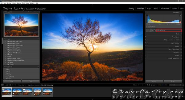 Lightroom Local Adjustment Tools