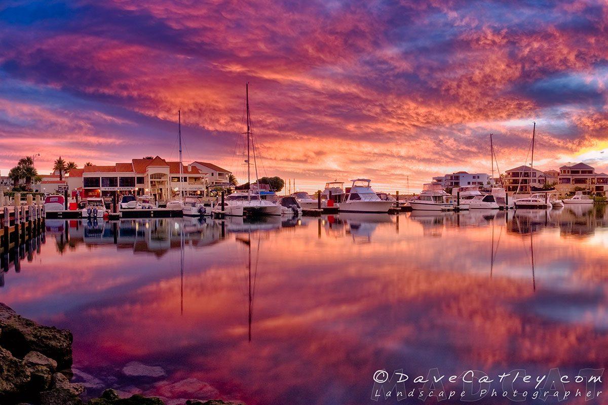 Mindarie Marina, Mindarie, Perth, Photographic Art