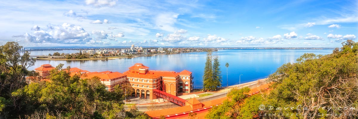 South of the Brewery, Old Swan Brewery, Kings Park, Western Australia - Photographic Art