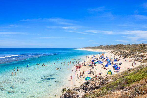Yanchep Lagoon, Yanchep, Perth, Western Australia - Photographic Art